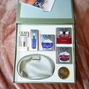 NEW LIMITED EDITION Olay Face Anything Box